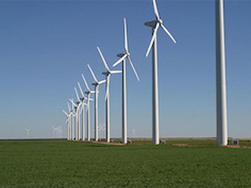 風力発電機器